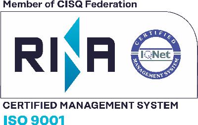 Rina - IQNet - ISO 9001